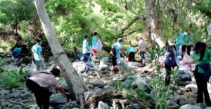 The Great LA River Cleanup
