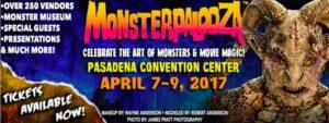 Monsterpalooza 2017 at Pasadena Convention Center
