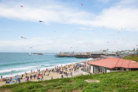 Redondo Beach Kite Festival