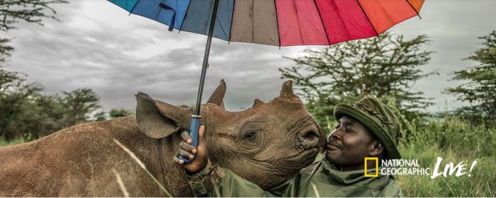 National Geo Live: Amy Vitale - Rickshaws & Rhinos