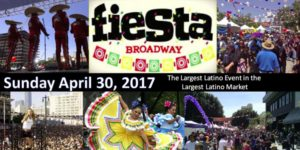Fiesta Broadway 2017 in DTLA