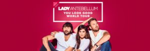 Lady Antebellum at the Hollywood Bowl