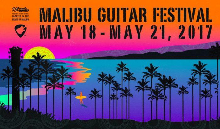 Malibu Guitar Festival 2017