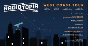 Radiotopia Live at The Ace