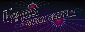 4th of July Block Party at Grand Park and The Music Center 2017