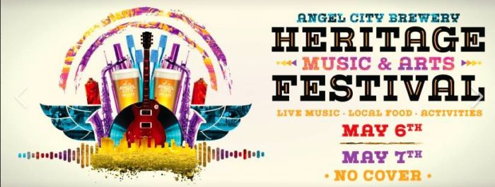Heritage Fest at Angel City Brewery