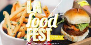 The 8th Annual LA Food Fest