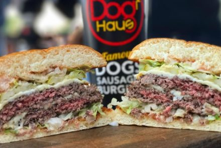 dog haus hamburger