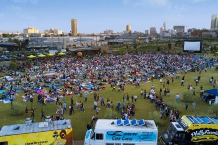 Street Food Cinema 2017