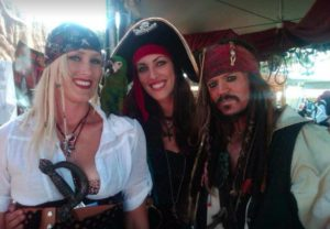 Pirate Invasion in Long Beach