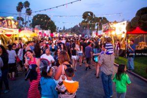 626 Night Market at Santa Anita