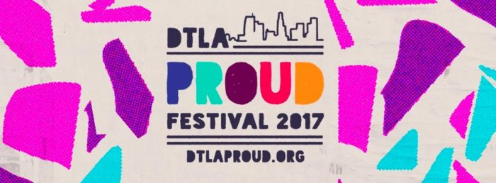 DTLA Proud Festival at Pershing Square