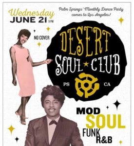 Desert Soul Club at Gold Diggers Hollywood