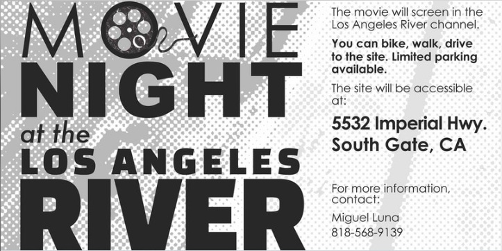 Summer Movie Night at Lower L.A. River - Moana