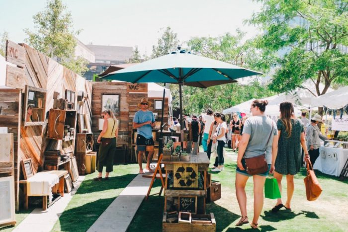 Renegade Craft Fair at LA State Historic Park