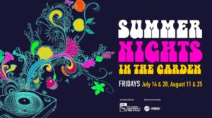 Summer Nights in the Garden at Natural History Museum