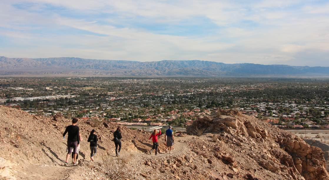 Desert Cross Hike