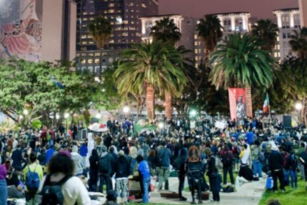 Pershing Square summer events