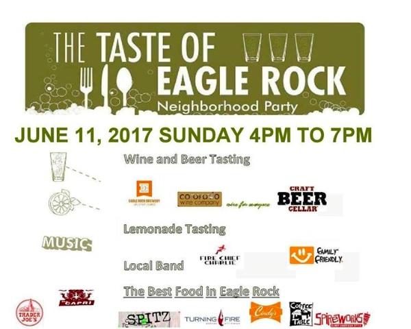 Taste of Eagle Rock 2017