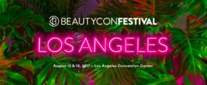 Beautycon Festival at Los Angeles Convention Center