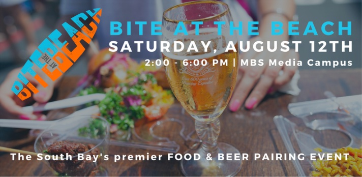 Bite at the Beach Food, Beer & Wine Event