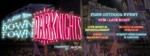 Downtown Dark Nights at LA Live