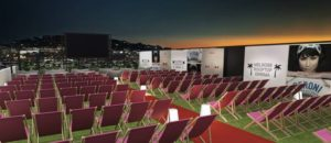 E.P. & L.P. Presents 'Melrose Rooftop Cinema' in West Hollywood