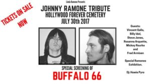 Johnny Ramone Tribute at Hollywood Forever Cemetery 2017