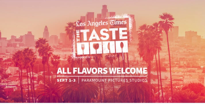 LA Times The Taste