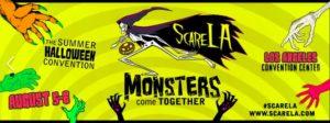ScareLA Los Angeles Convention Center 2017