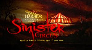 Sinister Circus at the Queen Mary