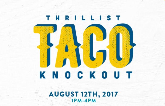 Thrillist Taco Knockout