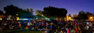 Warner Ranch Park: Movies on the Green
