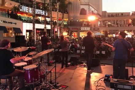 Hollywood Highland Summer Jazz Nights
