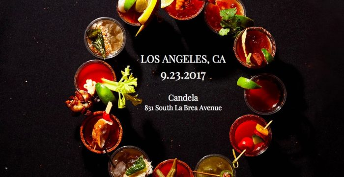 The Bloody Mary Festival at Candela