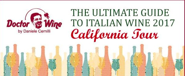 Ultimate Guide to Italian Wine 2017, Book Signing and Tasting,