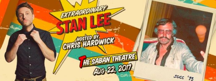 Extraordinary': Stan Lee Tribute Hosted by Chris Hardwick at Saban Theatre