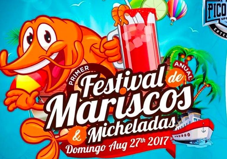 Festival Del Marisco Y Michelada 2017