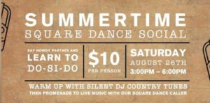 One Colorado's Summertime Square Dance Social