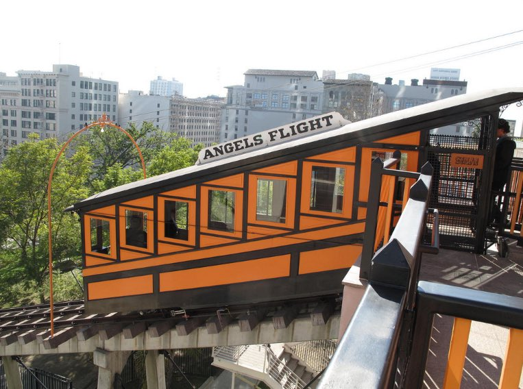 Angels Flight 2010 photo