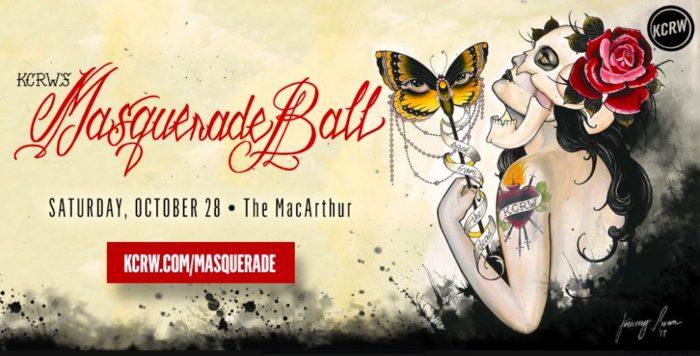 KCRW'S MASQUERADE BALL 2017
