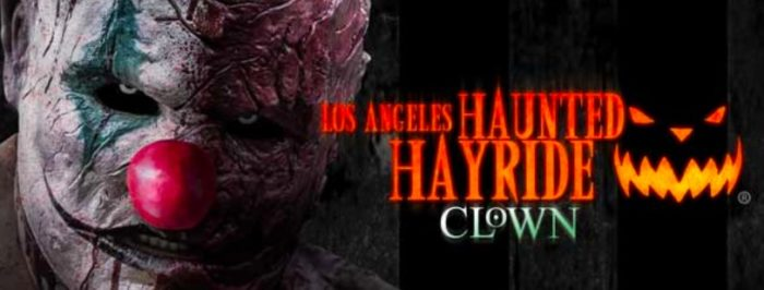 Los Angeles Haunted Hayride at Griffith Park