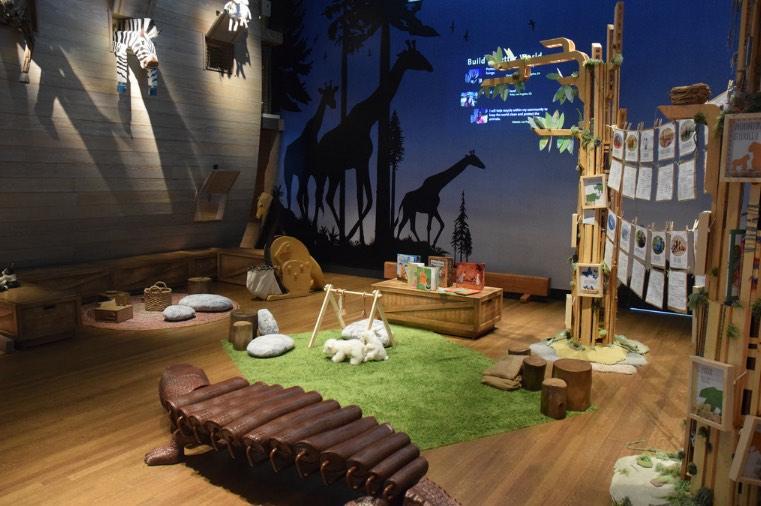 Noah's Ark Skirball