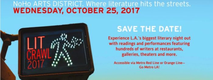 5th Annual Lit Crawl L.A.