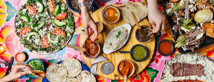 FLAVORS OF MEXICO at Skirball Cultural Center