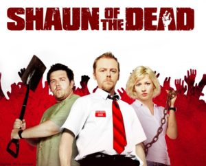 Shaun of the Dead at the Greek Theater