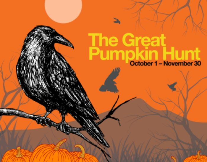 South Coast Botanic Garden's Great Pumpkin Hunt