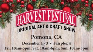 2017 Pomona Harvest Festival