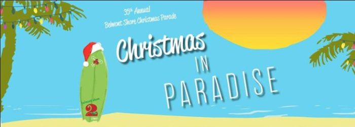 35th Annual Belmont Shore Christmas Parade