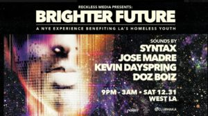 Brighter Future NYE Party